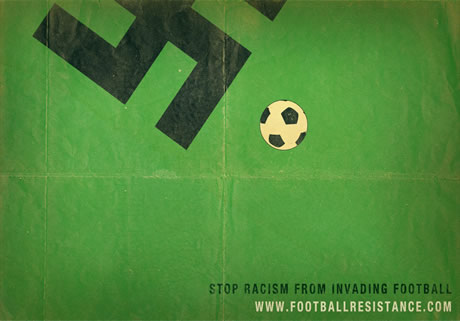 Stop racism from invading football