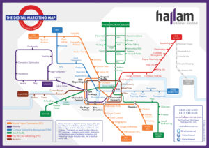 Digital Marketing Map 2013