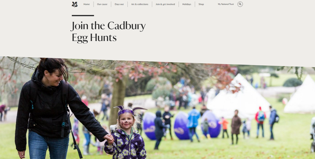Join the Cadbury Egg Hunts - what easter really means