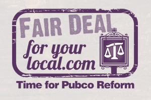 Fair Deal for your local - Time for PubCo reform