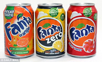 "Fanta boasts some bizarre ""benefits"""