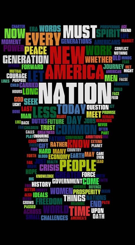 Obamas Inauguration Speech - Episode XLIV: A New Hope