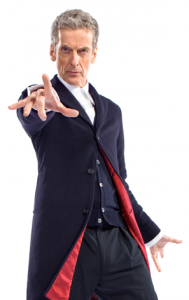 The twelfth Doctor Who, Peter Capaldi