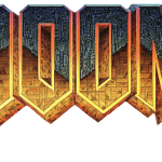 Doom logo, courtesy of id software