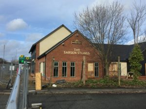 The Sarcen Stones - Farnborough's New Pub